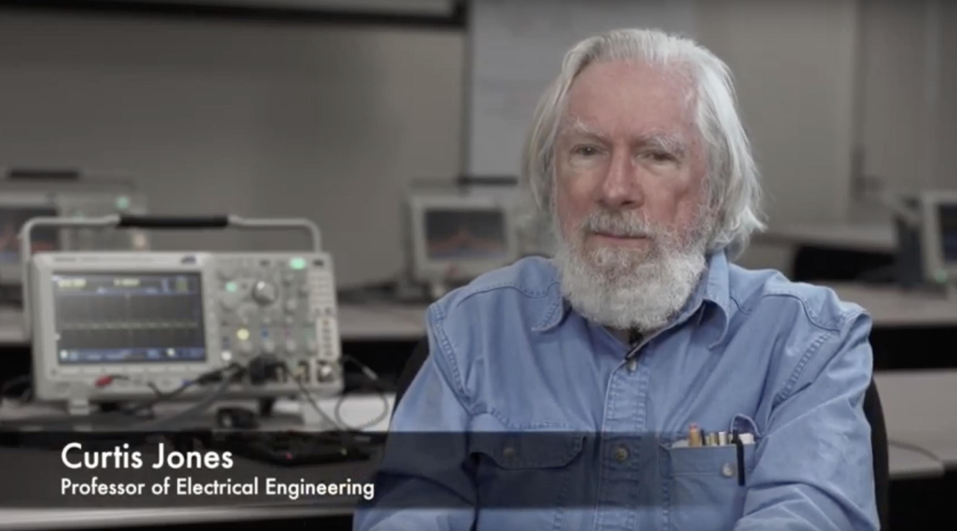 Testimonial series of web ready videos to assist Tektronix in promoting their newest flagship 6-in-1 Mixed Domain Oscilloscope.